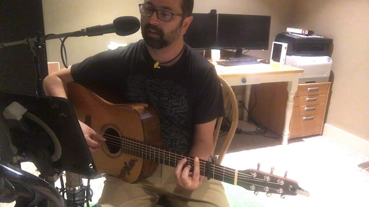 Trapeze swinger  Sam Beam   BiPolarVole acoustic cover Chords ...