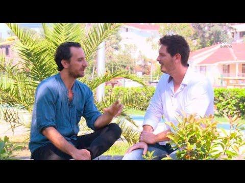 Así fue el encuentro de Mustafá y Cristian Rivero en Turquía