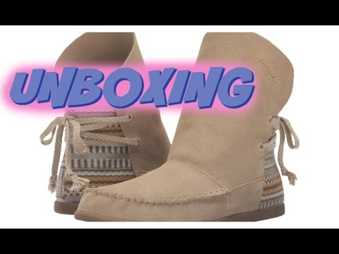 Download Unboxing: Sanuk Julep Boots | BuzzChomp Fashion Vlog