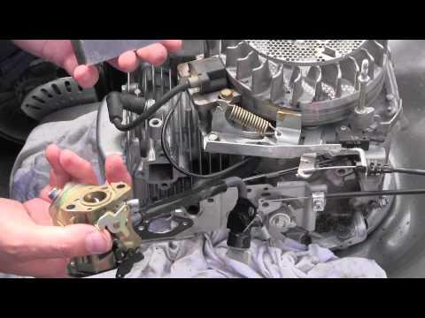 Honda Lawn Mower Doesn't Start Repair Part 2