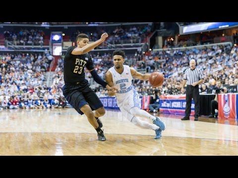 UNC Men's Basketball: Heels Run Past Pitt 88-71 in ACC Tournament