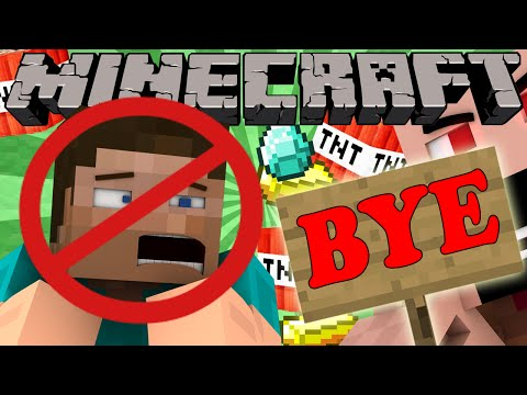 Thumbnail: If You Couldn't Respawn - Minecraft