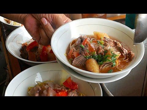 Indonesia mon ăn đường phố - đồ ăn nhẹ Jakarta biên soạn
