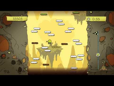 Make Doodle Jump Kinect Xbox 360 gameplay Pics