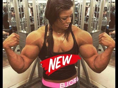 Sophie Arvebrink -Female Bodybuilding Motivation #1