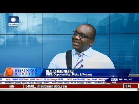Business Morning: Focus On Housing Market & The Economy In Real Estate Market Pt 1
