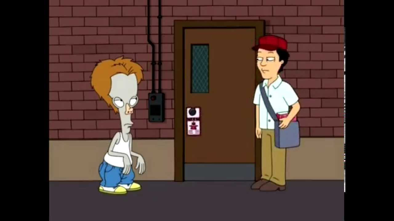 f5b6a497988 Roger Footloose American Dad - YouTube
