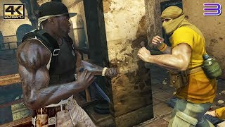 50 Cent: Blood on the Sand - PS3 Gameplay 4K 2160p! (RPCS3)