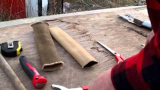easy fire hose sheath
