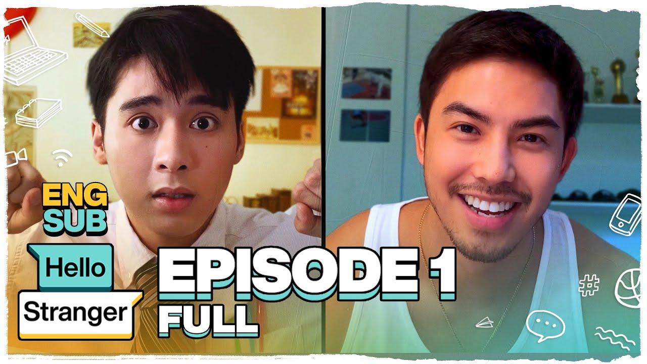 Hello Stranger FULL Episode 1 | Tony Labrusca, JC Alcantara & Vivoree Esclito | Hello Stranger