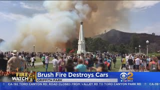 Griffith Observatory Stays Closed After Fire