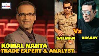 Dabangg 3 vs Good News | Komal Nahta TRADE EXPERT REACTION | Salman Khan vs Akshay Kumar | Big Fight