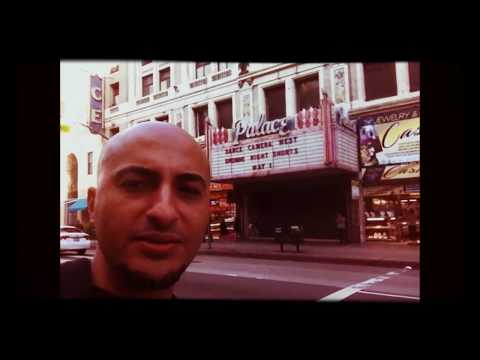 Visiting 'The Palace' - Historic Los Angeles Theater (Thriller) | Slim Khezri