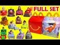 2018 Ralph Breaks the Internet Movie McDonald's Happy Meal Toys Full Set