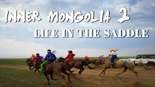 The Child Horsemen of Inner Mongolia