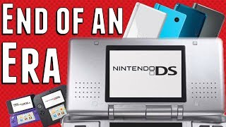 The Nintendo DS and 3DS Family of Systems - End of an Era