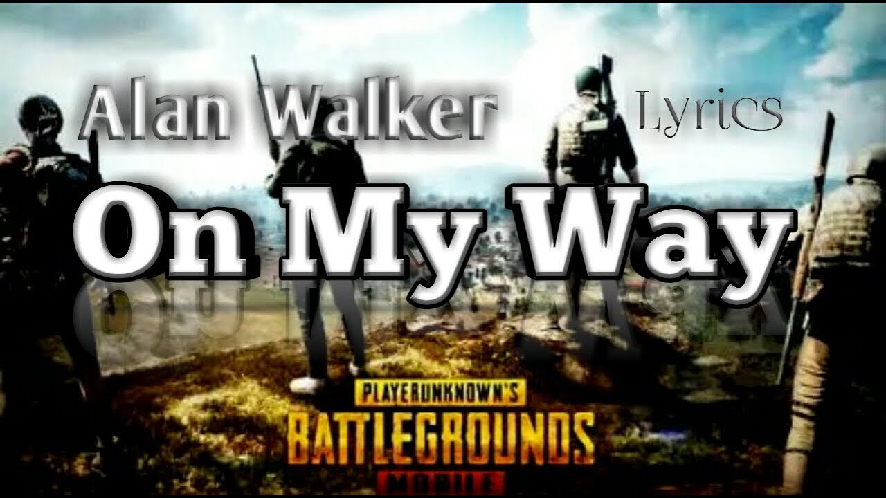 Alan Walker - On My Way cover Lyrics - YouTube