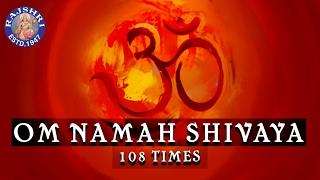 Om Namah Shivaya Chanting 108 Times | Mahashivratri Special | Chants For Peace And Meditation