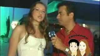 Jairo Vidal e Juliana Montoya no BATURITÉ em Balneario Camboriu