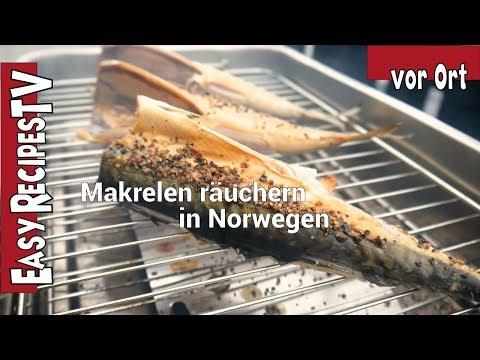 Rösle Gasgrill Räuchern : On location makrelen räuchern in norwegen Самые популярные видео