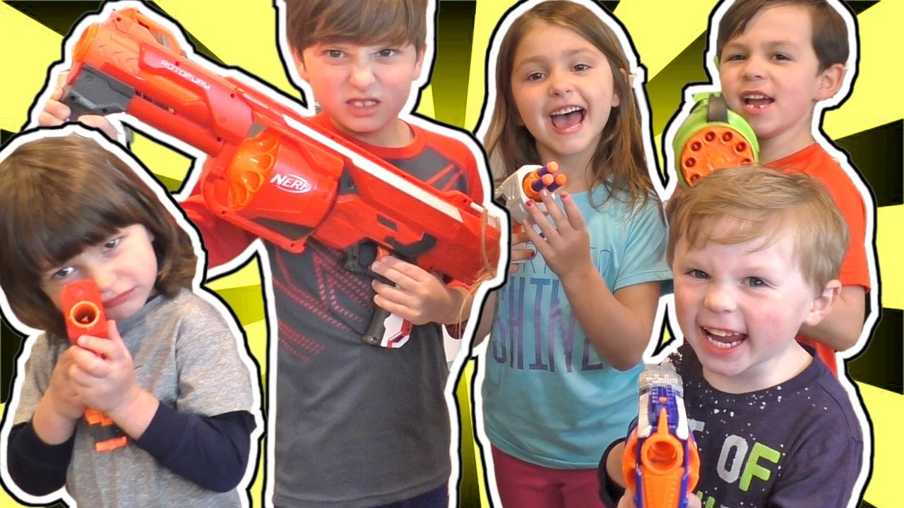 Nerf Brings Double Your Blasting Target Challenge To Roblox Basic Nerf Nerf Target Challenge Davidstv Youtube