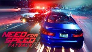 BMW M5 vs Polizia: il Giggino vero! Need For Speed: Payback