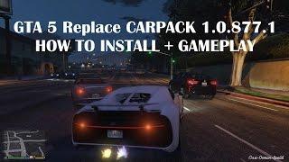Gta 5 replace carpack download