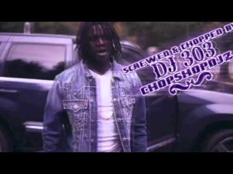 Chief Keef - Love No thotties (slowed-N-chopped By DJ 3o3)