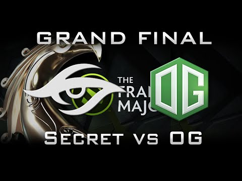 Dota 2 Major | Secret vs OG All Games Grand Final | The Frankfurt Major 2015 Highlights