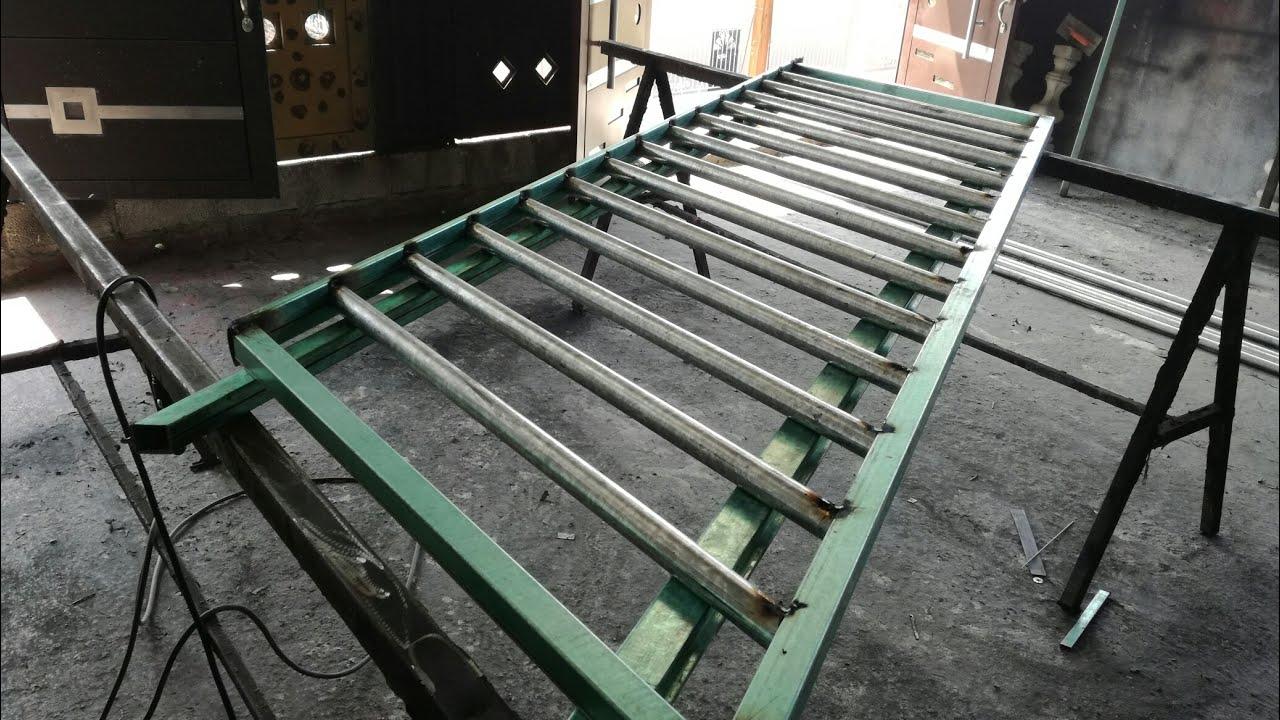 173 como crear un barandal para escalera estilo bambu for Huecos de escaleras modernos