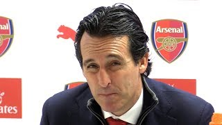 Arsenal 1-1 Wolves - Unai Emery Full Post Match Press Conference - Premier League