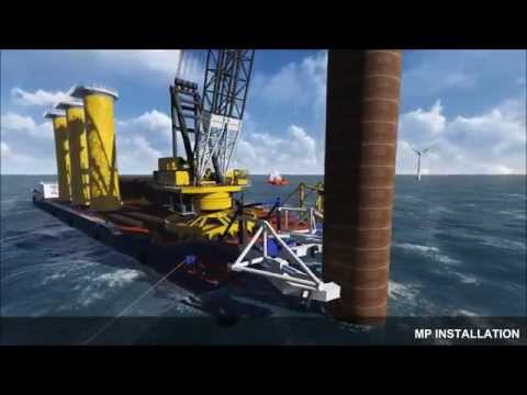 CONQUEST  OFFSHORE  MP & TP INSTALLATION