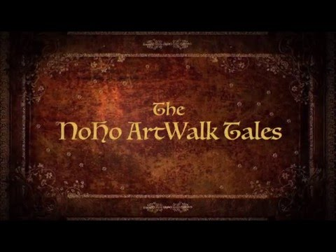 The NoHo ArtWalk Trailer for the PodBrother Show