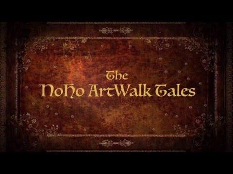 The NoHo ArtWalk Trailer for the PodBrother Show