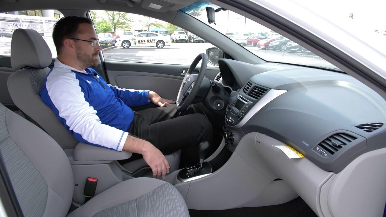 2017 Hyundai Accent At Don Moore Hyundai Www Donmoorehyundai Com