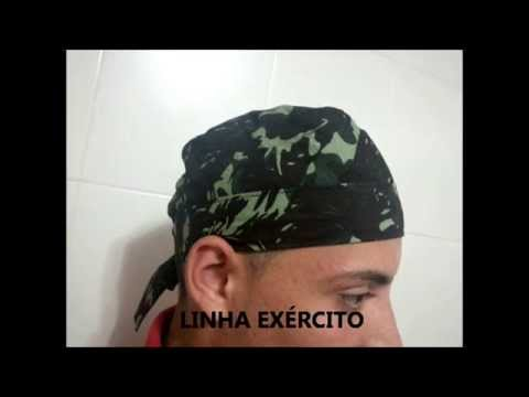 6ad8fde56e4f1 TOUCA CIRÚRGICA MASCULINA - YouTube