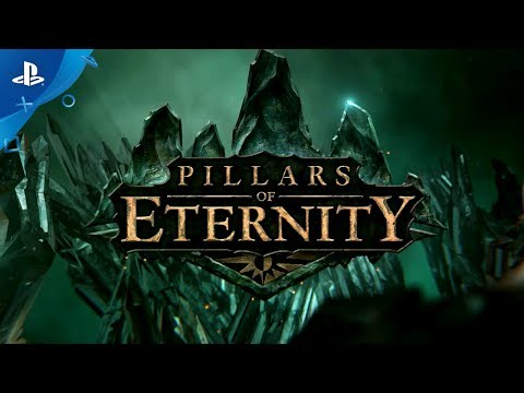 Pillars of Eternity - Announcement Trailer | PS4