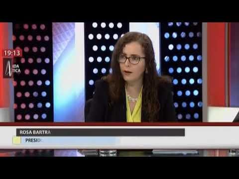Entrevista en el Programa #AgendaPolítica con Enrique Castillo por @canalN_