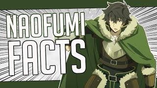 5 Facts About Naofumi Iwatani - The Rising Of The Shield Hero/Tate no Yuusha no Nariagari