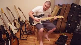 1992 Eric Clapton Signature Stratocaster