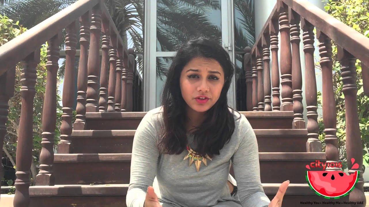 City 1016 TV : Karishma on Healthy You, Healthy Me, Healthy UAE!