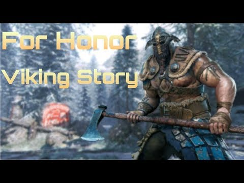 For Honor Viking Campaign all cutscenes (Movie)