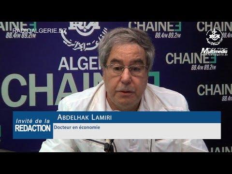 Abdelhak Lamiri Docteur en économie
