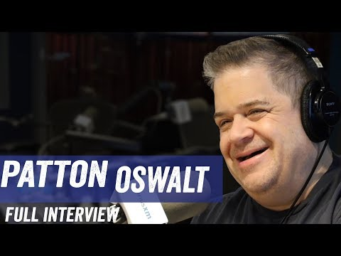 Patton Oswalt - Conspiracy Theories, Weinstein Allegations, Marriage - Jim Norton & Sam Roberts