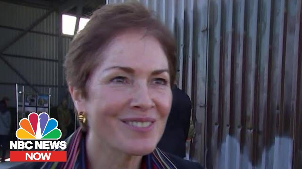 Marie Yovanovitch hearing: Ex-US ambassador to Ukraine forcefully ...