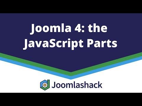 Joomla 4: the JavaScript Parts with Dimitris Grammatiko thumbnail