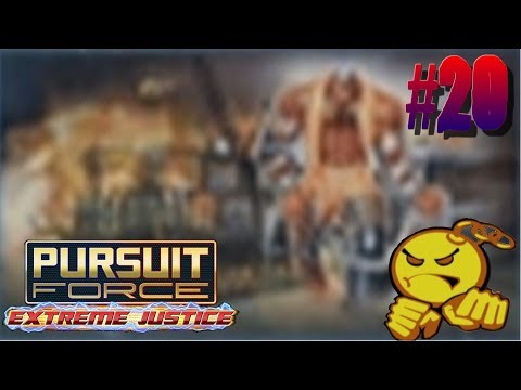 Pursuit Force: Extreme Justice - #20 - Act 3: Ball Breaker
