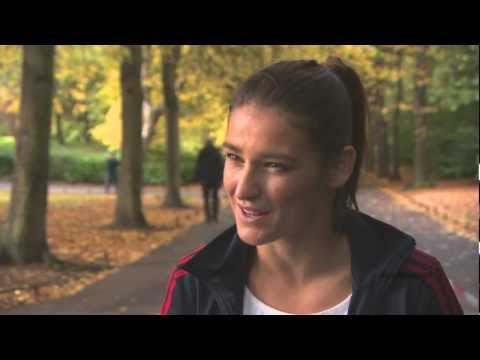 Katie Taylor on religion and Olympic glory