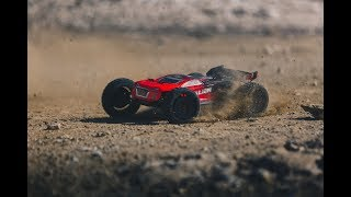 ARRMA 1/8 2018 TALION 6S BLX Brushless 4WD RTR Video