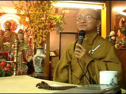 Kết hôn với Phật pháp (08/07/2007)